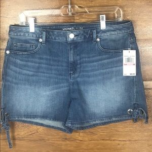 Michael Kors Womens denim short size:10